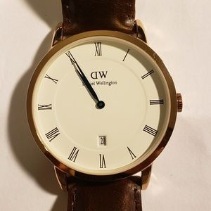 NWT Daniel Wellington Dapper Bristol 38mm watch